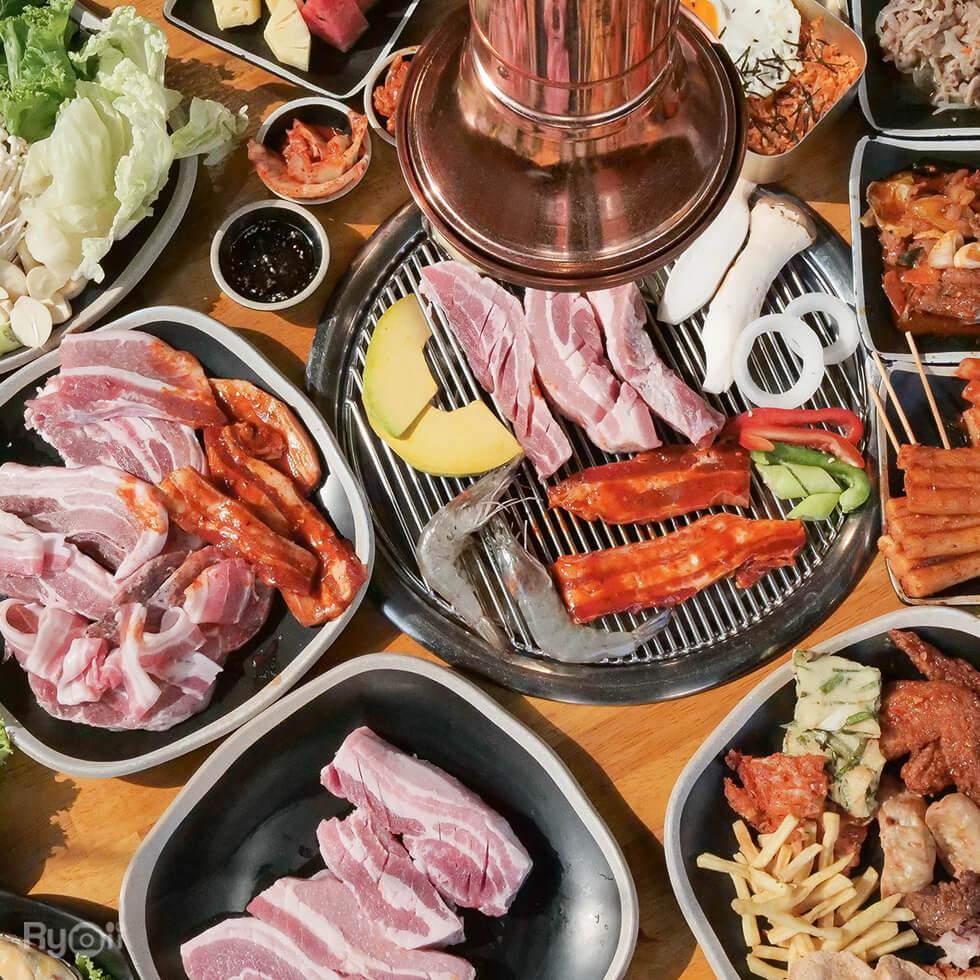 Nene Korean BBQ Buffet